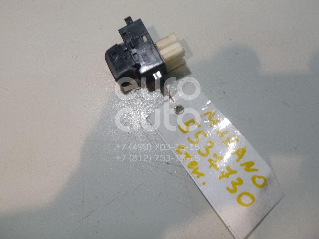 Кнопка стеклоподъемника для Nissan,Infiniti Murano (Z50) 2004-2008;Micra (K12E) 2002-2010;G (V35) 2002-2007 - Фото №1