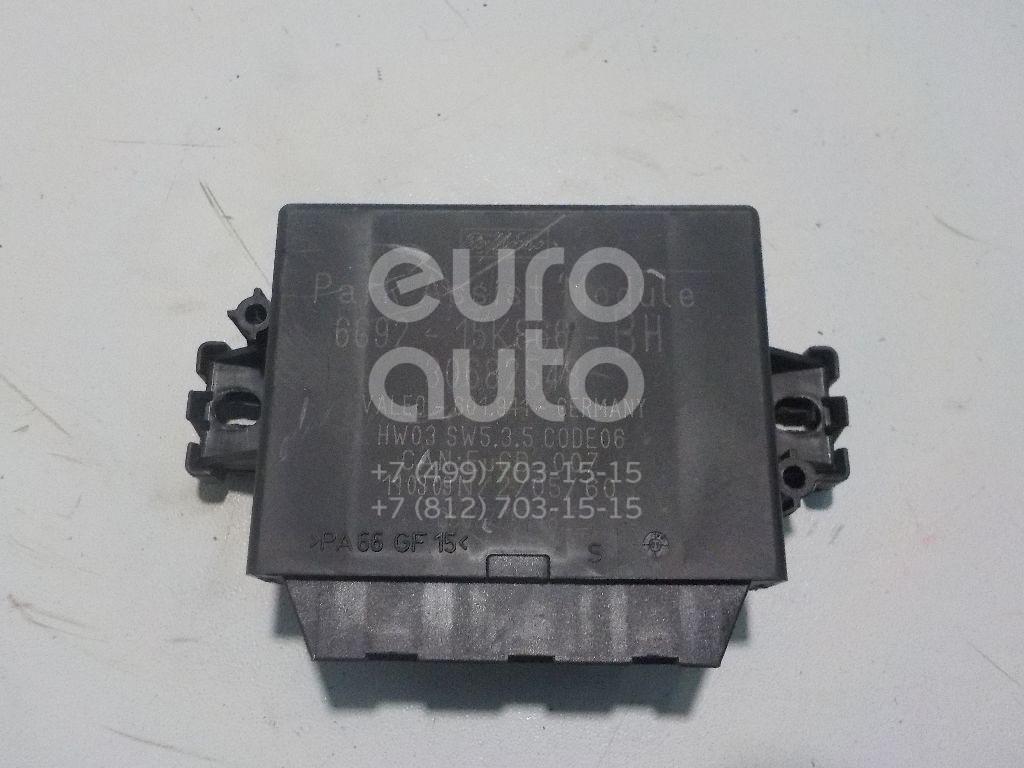 Блок управления парктроником для Volvo S80 2006>;Freelander 2 2007>;XC70 Cross Country 2007>;XC60 2008> - Фото №1