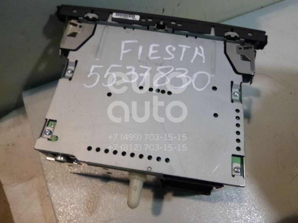 Магнитола для Ford Fiesta 2001-2008;Focus II 2005-2008;Fusion 2002-2012;C-MAX 2003-2011;Transit/Tourneo Connect 2002-2013 - Фото №1