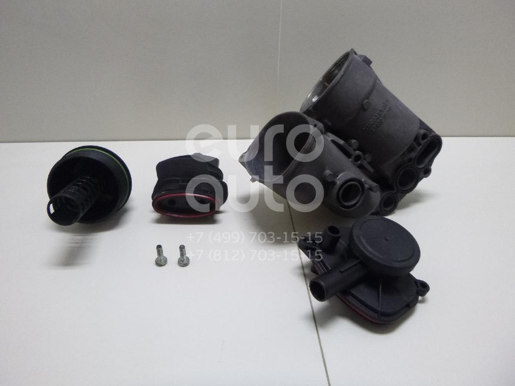 Корпус масляного фильтра для Volvo S80 2006-2016;XC90 2002-2015;V70 2001-2006;XC70 Cross Country 2000-2006;S80 1998-2006;S60 2000-2009 - Фото №1