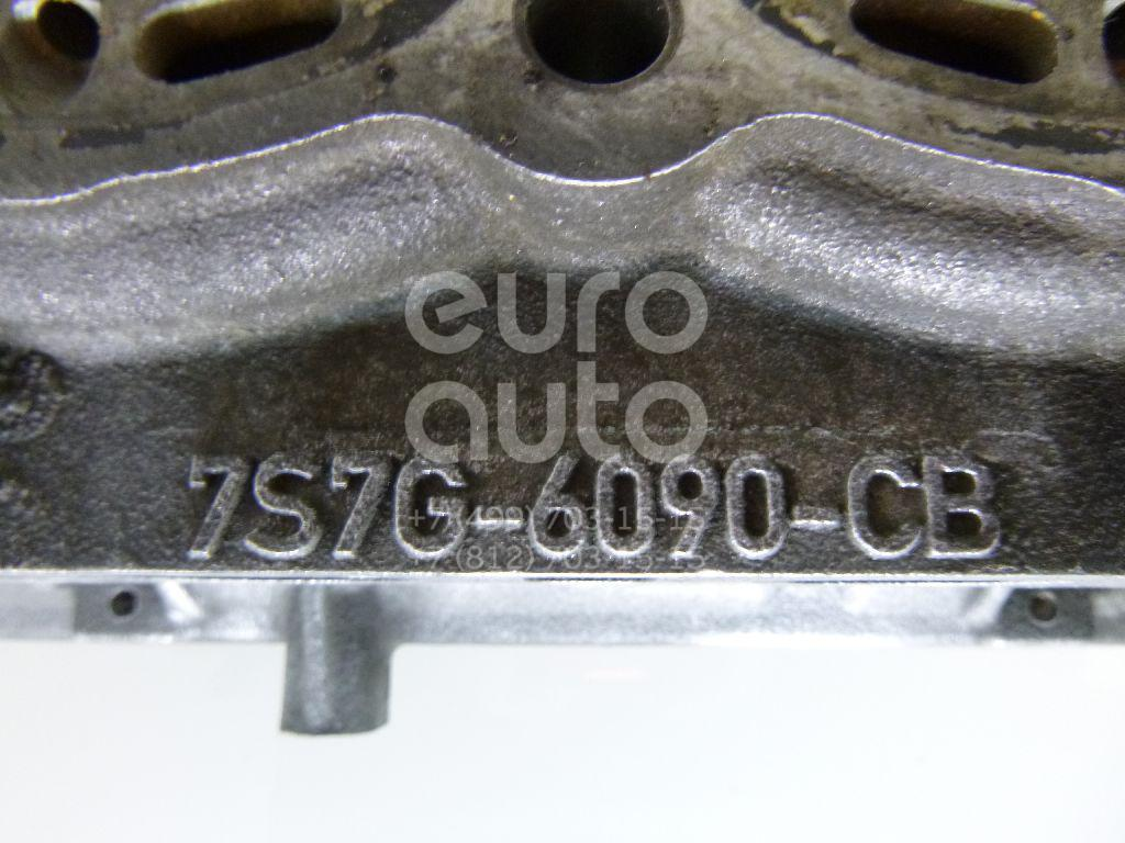 Головка блока для Ford Fiesta 2001-2008;Focus II 2005-2008;Fusion 2002-2012;Focus II 2008-2011 - Фото №1