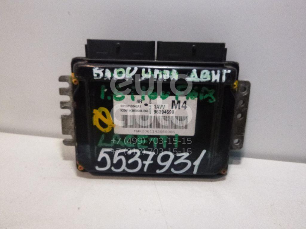 Блок управления двигателем для Chevrolet Lacetti 2003-2013 - Фото №1