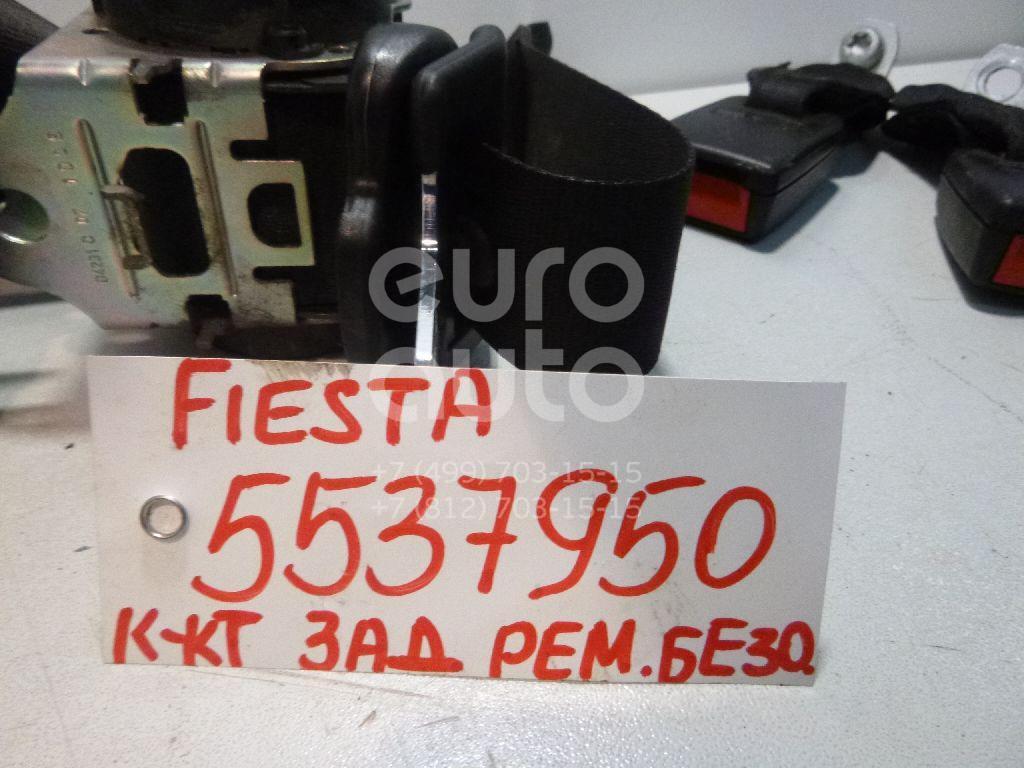 Ремень безопасности для Ford Fiesta 2001-2008 - Фото №1