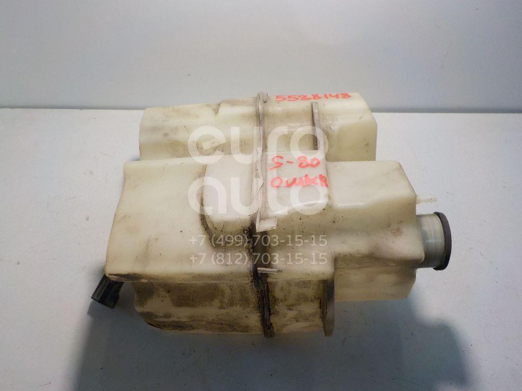 Бачок омывателя лобового стекла для Volvo S80 1998-2006;V70 2001-2006;XC70 Cross Country 2000-2006;S60 2000-2009 - Фото №1