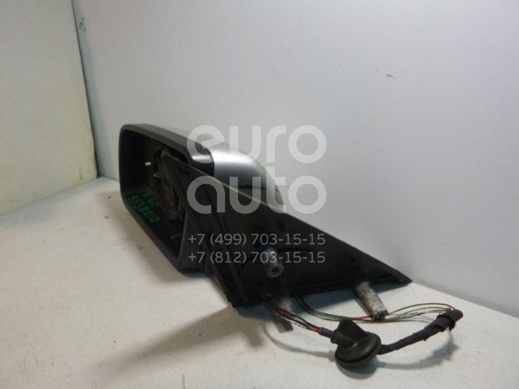 Зеркало левое электрическое для BMW 5-серия E60/E61 2003-2009 - Фото №1