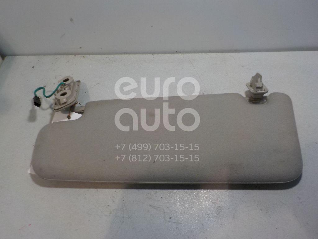 Козырек солнцезащитный (внутри) для Volvo S80 1998-2006 - Фото №1