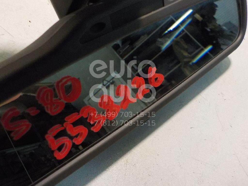Зеркало заднего вида для Volvo S80 1998-2006;XC90 2002-2015;V70 2001-2006;XC70 Cross Country 2000-2006;S60 2000-2009 - Фото №1