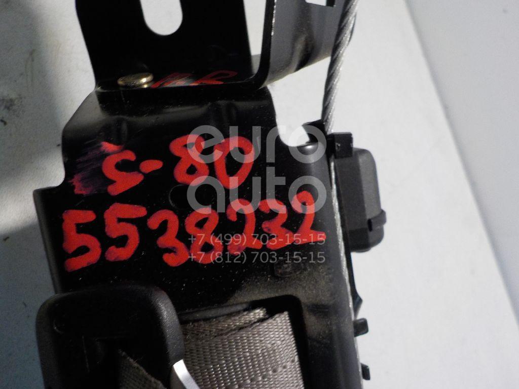 Ремень безопасности с пиропатроном для Volvo S80 1998-2006 - Фото №1
