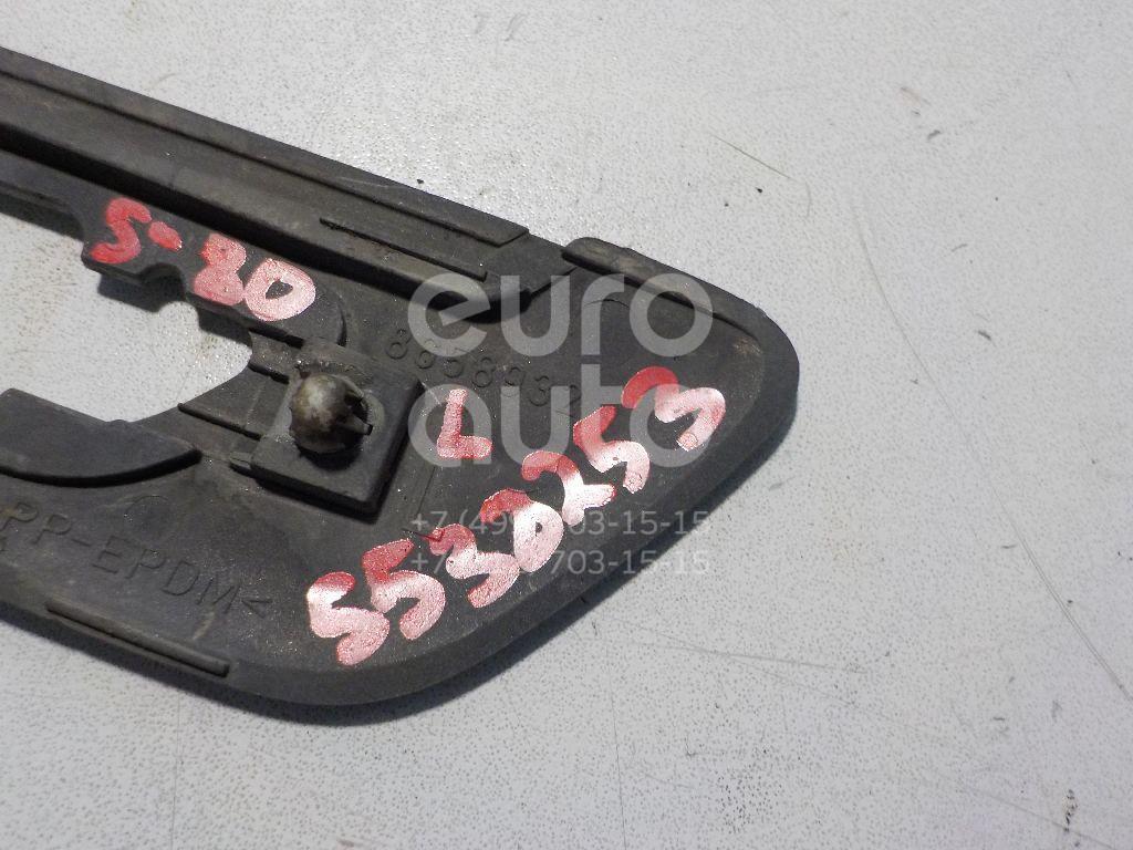Молдинг переднего левого крыла для Volvo S80 1998-2006 - Фото №1