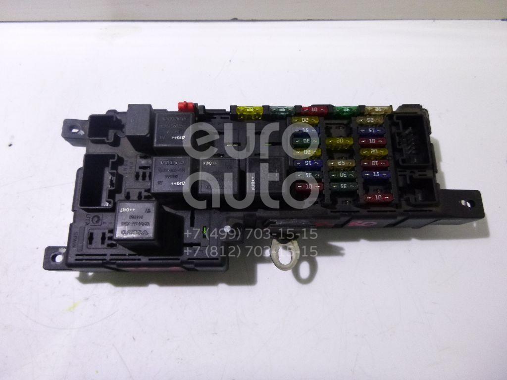Блок предохранителей для Volvo S80 1998-2006;XC90 2002-2015;V70 2001-2006;S60 2000-2009 - Фото №1