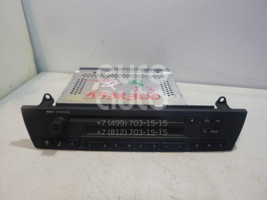 Магнитола для BMW X3 E83 2004-2010;Z4 E85/E86 2002-2008 - Фото №1