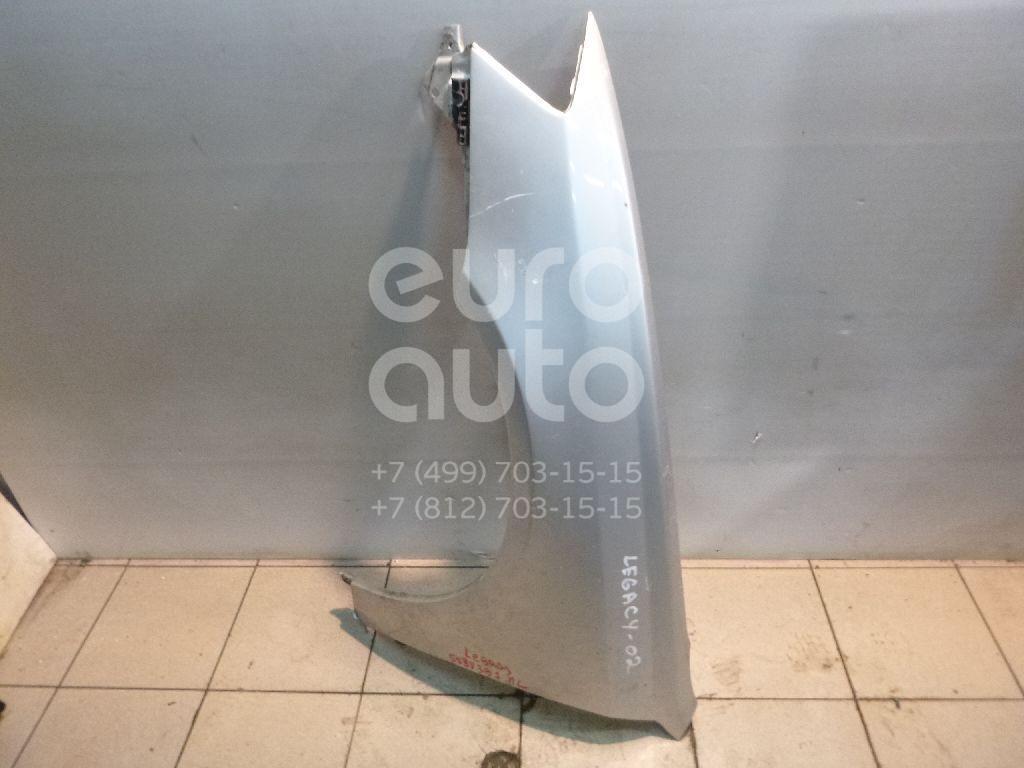 Крыло переднее левое для Subaru Legacy (B13) 2003-2009 - Фото №1