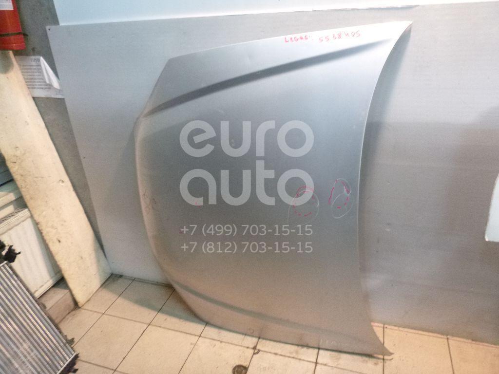 Капот для Subaru Legacy Outback (B13) 2003-2009;Legacy (B13) 2003-2009 - Фото №1