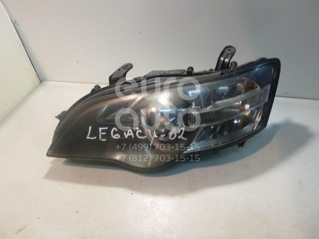 Фара левая для Subaru Legacy Outback (B13) 2003-2009;Legacy (B13) 2003-2009 - Фото №1