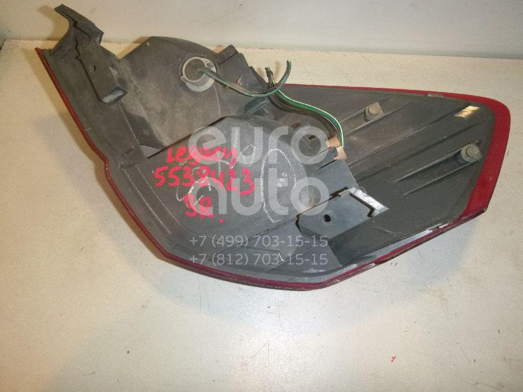 Фонарь задний правый для Subaru Legacy (B13) 2003-2009 - Фото №1