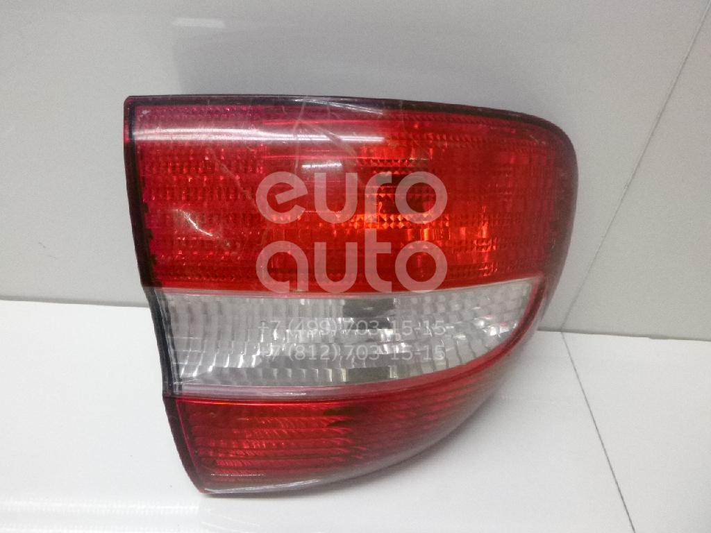 Фонарь задний наружный левый для Volvo V40 2001-2004 - Фото №1