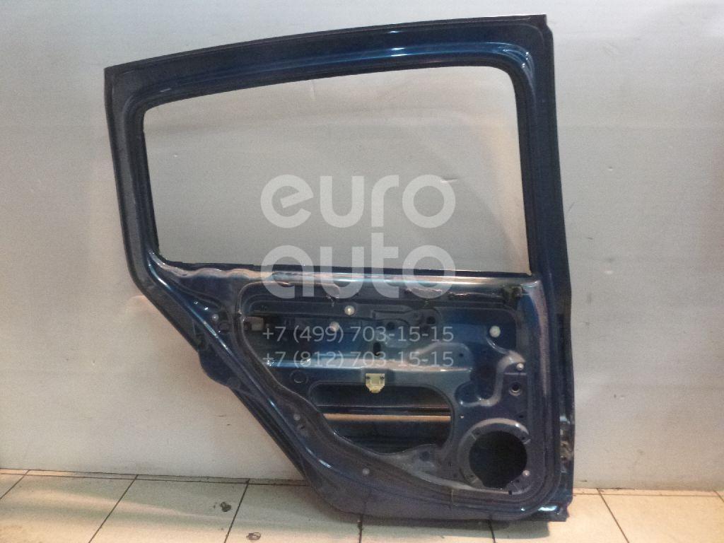 Дверь задняя левая для Renault Clio II/Symbol 1998-2008 - Фото №1