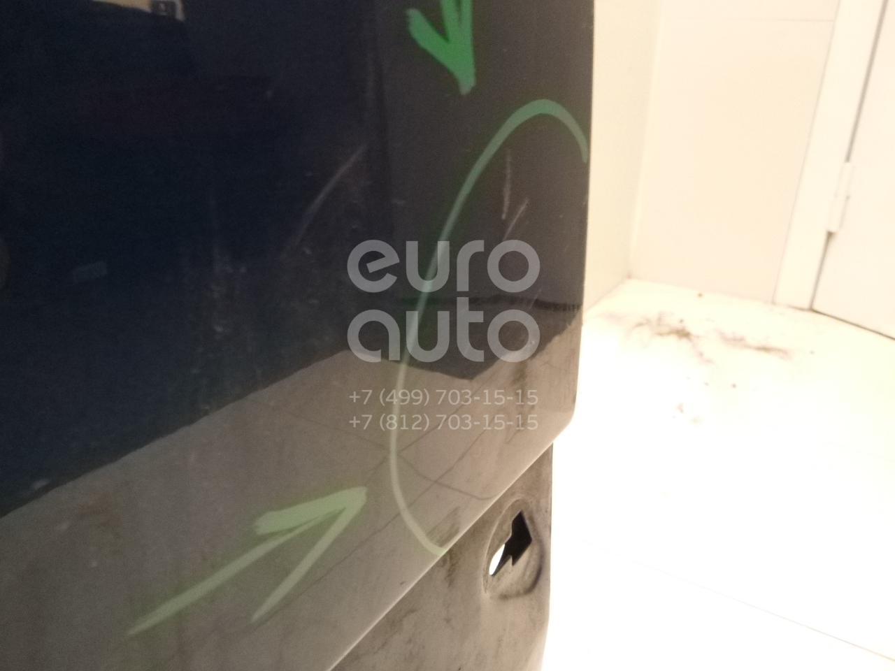 Дверь задняя правая для Renault Clio II/Symbol 1998-2008 - Фото №1