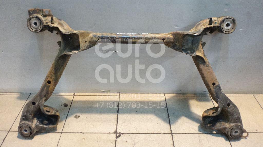 Балка задняя для Audi A4 [B6] 2000-2004;A4 [B7] 2005-2007 - Фото №1