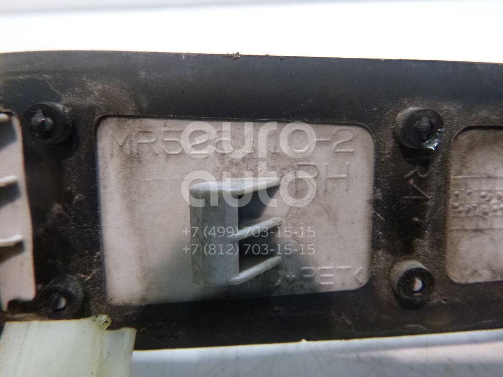 Ручка двери задней наружная правая для Mitsubishi Lancer (CS/Classic) 2003-2007 - Фото №1