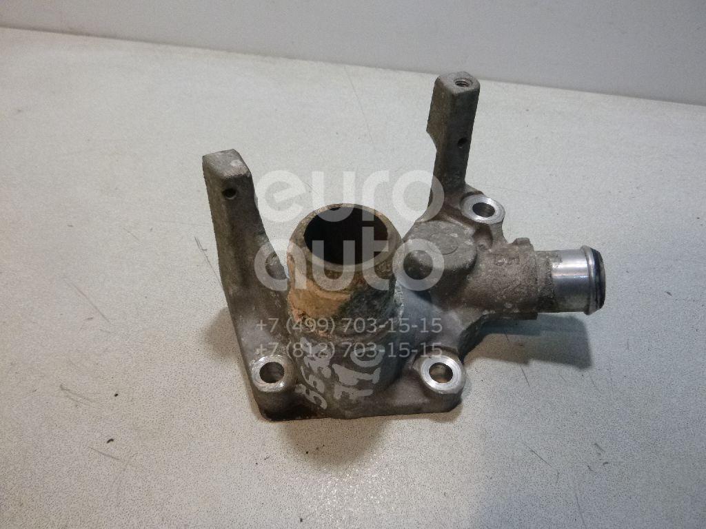 Фланец двигателя системы охлаждения для Ford Focus I 1998-2005;Focus II 2005-2008;Fusion 2002-2012;C-MAX 2003-2011;Fiesta 2001-2008;Mondeo IV 2007-2015;Focus II 2008-2011;Fiesta 2008> - Фото №1