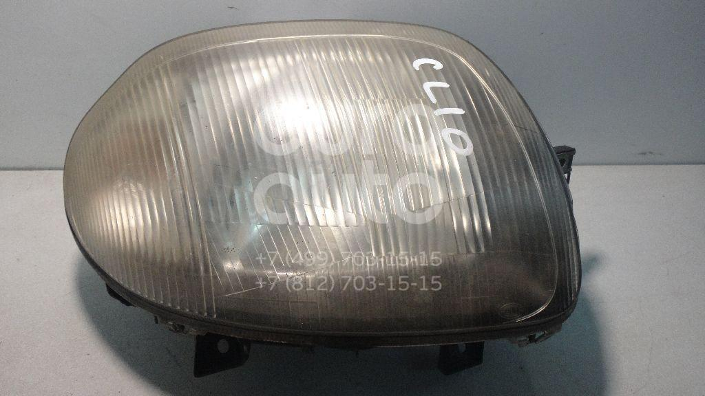 Фара правая для Renault Clio II/Symbol 1998-2008 - Фото №1