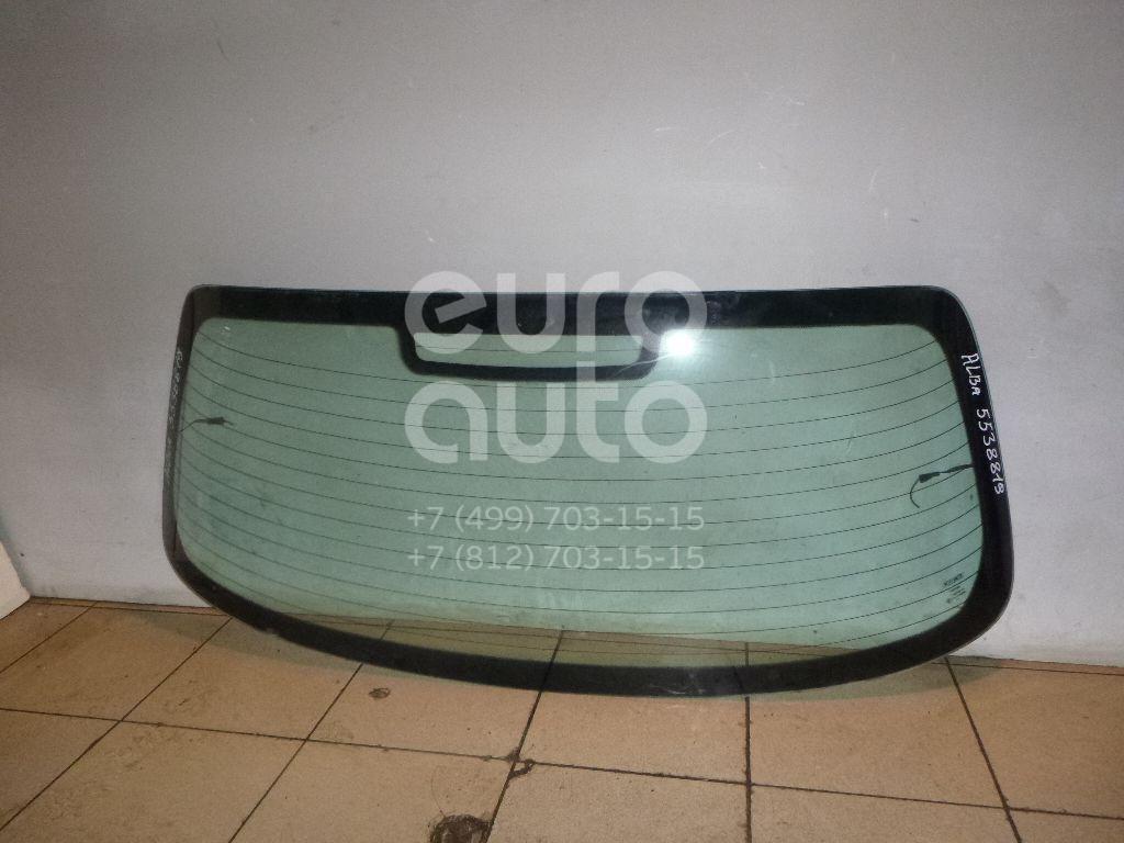 Стекло заднее для Fiat Albea 2002-2012 - Фото №1
