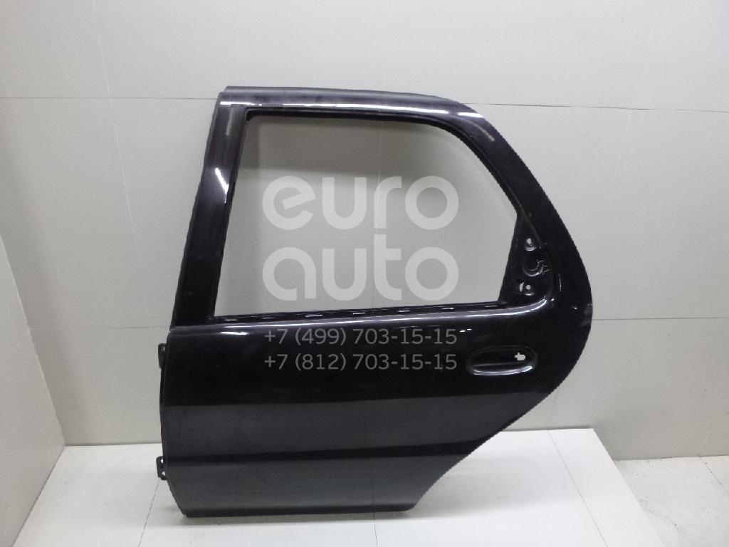 Дверь задняя левая для Fiat Albea 2002-2012 - Фото №1