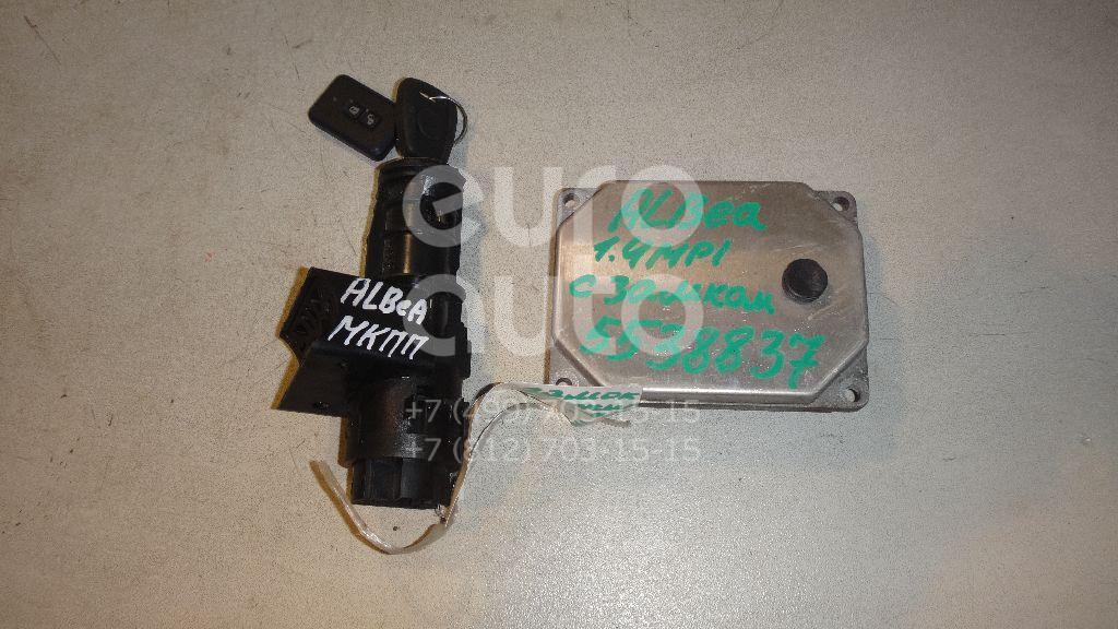 Блок управления двигателем для Fiat Albea 2002-2012;Palio 1996-2002 - Фото №1