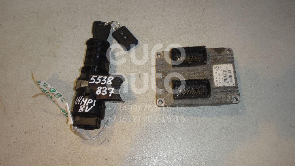 Блок управления двигателем для Fiat Albea 2002-2012;Palio 1996-2009 - Фото №1