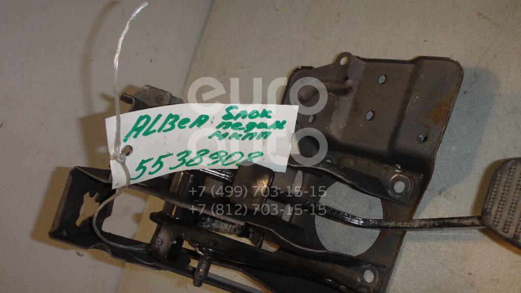Блок педалей для Fiat Albea 2002-2012 - Фото №1
