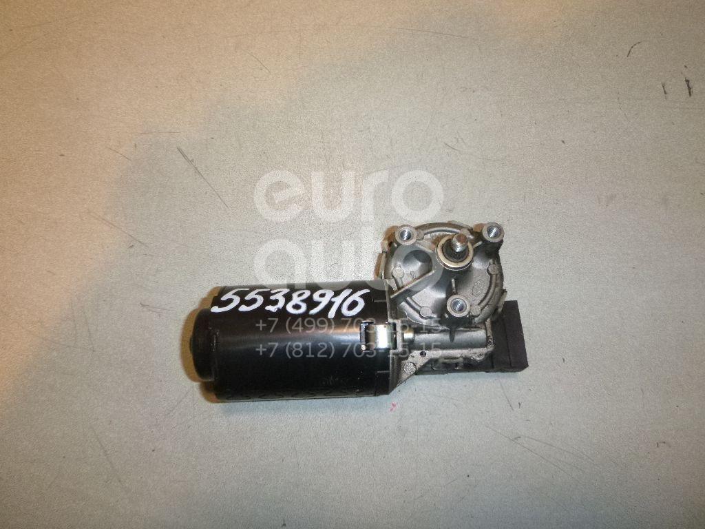 Моторчик стеклоочистителя передний для Fiat Albea 2002-2012 - Фото №1