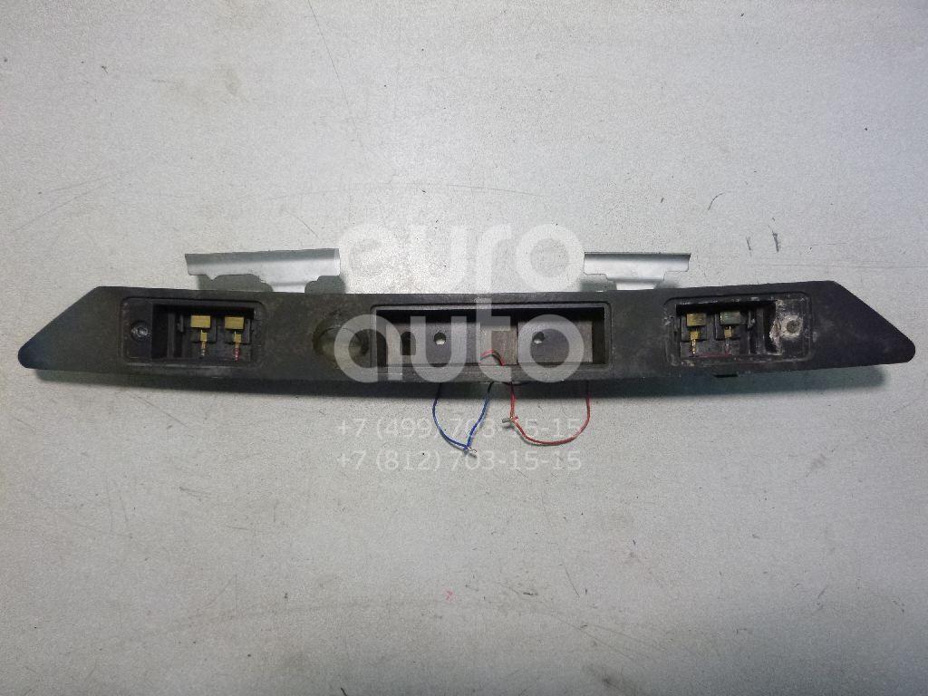 Накладка крышки багажника для Audi A4 [B6] 2000-2004;A4 [B7] 2005-2007 - Фото №1
