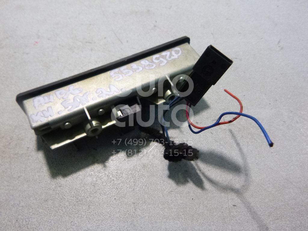 Кнопка открывания багажника для Audi A4 [B6] 2000-2004;A8 [4E] 2003-2010 - Фото №1