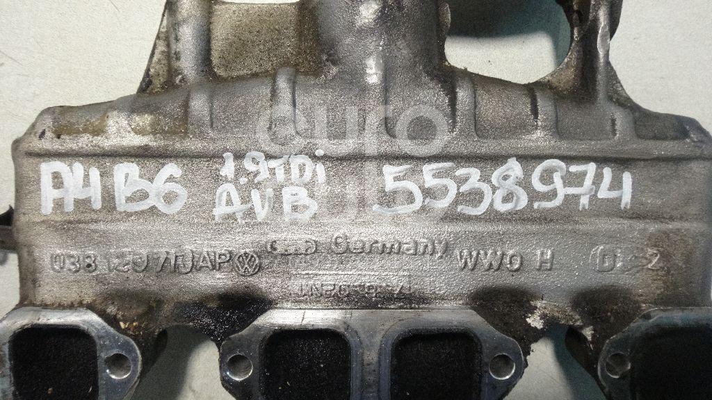 Коллектор впускной для Audi,Skoda A4 [B6] 2000-2004;Superb 2002-2008 - Фото №1