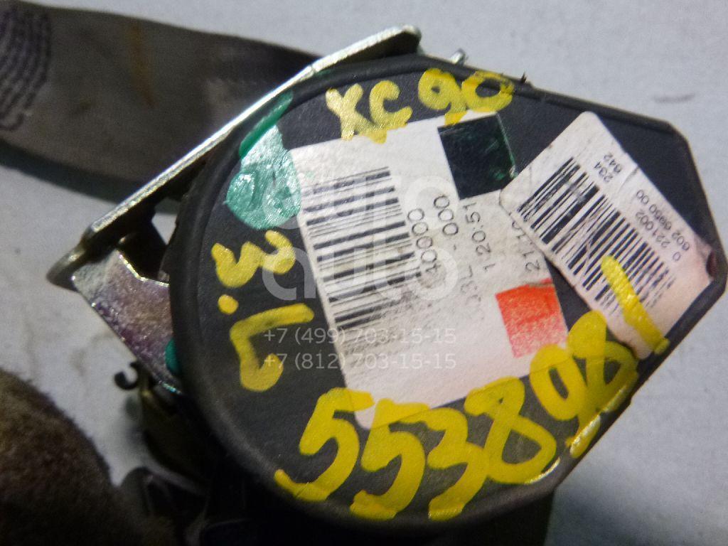 Ремень безопасности с пиропатроном для Volvo XC90 2002-2015 - Фото №1
