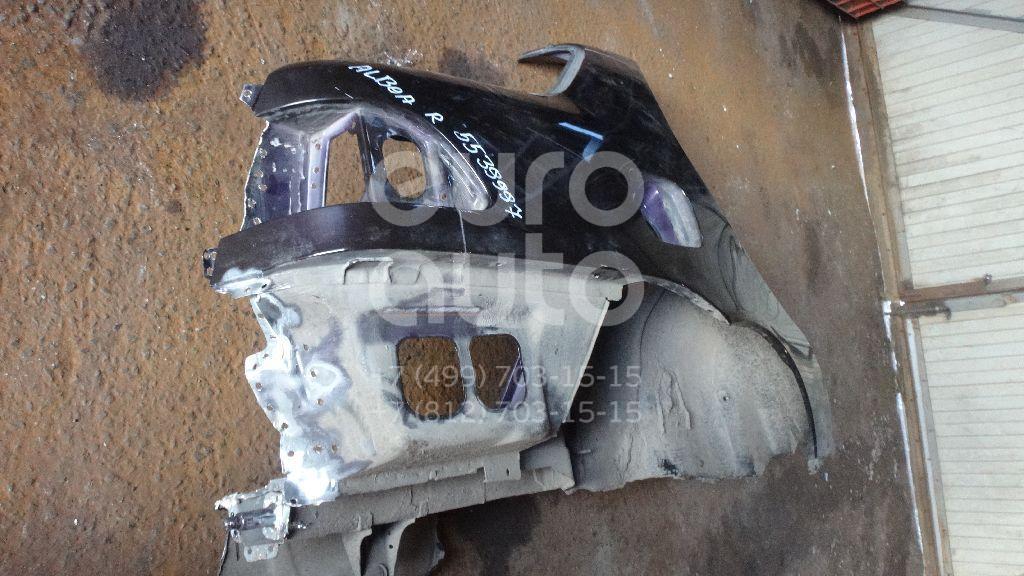 Крыло заднее правое для Fiat Albea 2003> - Фото №1