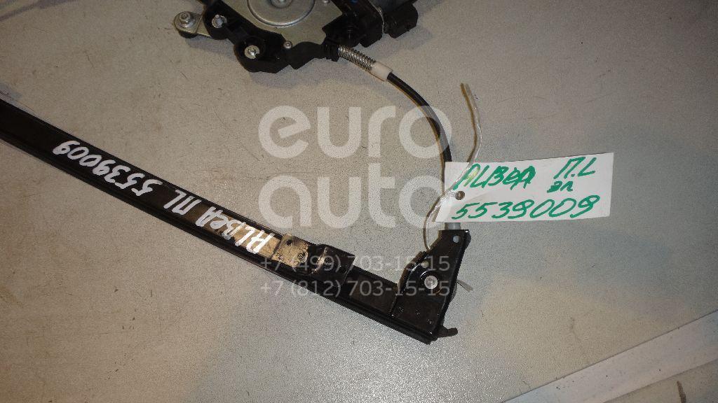 Стеклоподъемник электр. передний левый для Fiat Albea 2002-2012 - Фото №1