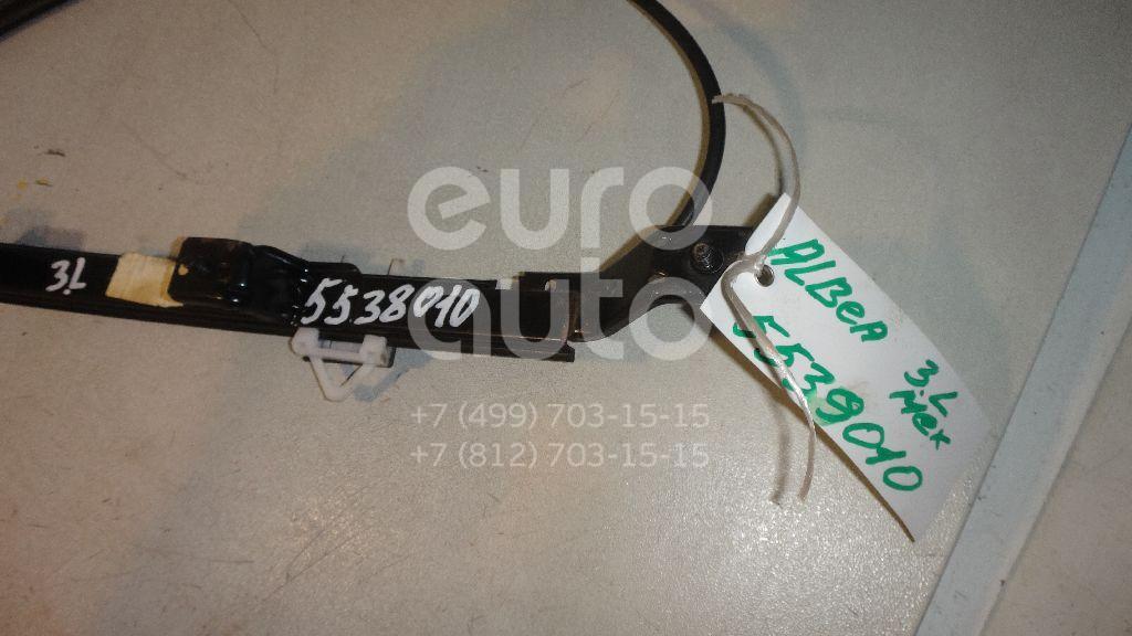 Стеклоподъемник механ. задний левый для Fiat Albea 2002-2012 - Фото №1