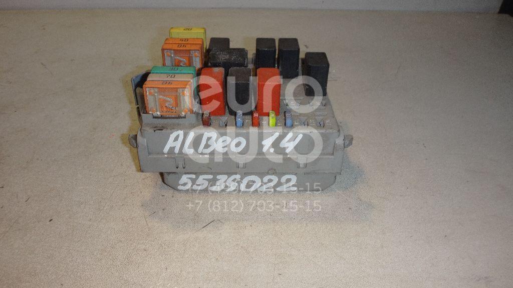 Блок предохранителей для Fiat Albea 2002-2012 - Фото №1