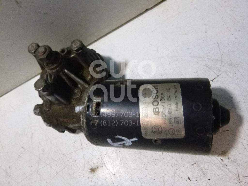 Моторчик стеклоочистителя передний для Mercedes Benz W163 M-Klasse (ML) 1998-2004 - Фото №1