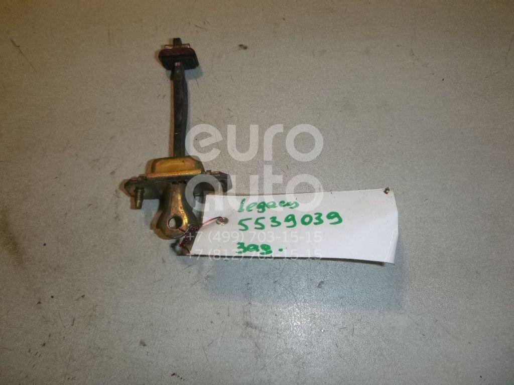 Ограничитель двери для Subaru Legacy (B13) 2003-2009;Forester (S10) 1997-2000;Forester (S11) 2002-2007;Forester (S10) 2000-2002;Impreza (G11) 2000-2007;Legacy (B12) 1998-2003;Legacy Outback (B12) 1998-2003 - Фото №1