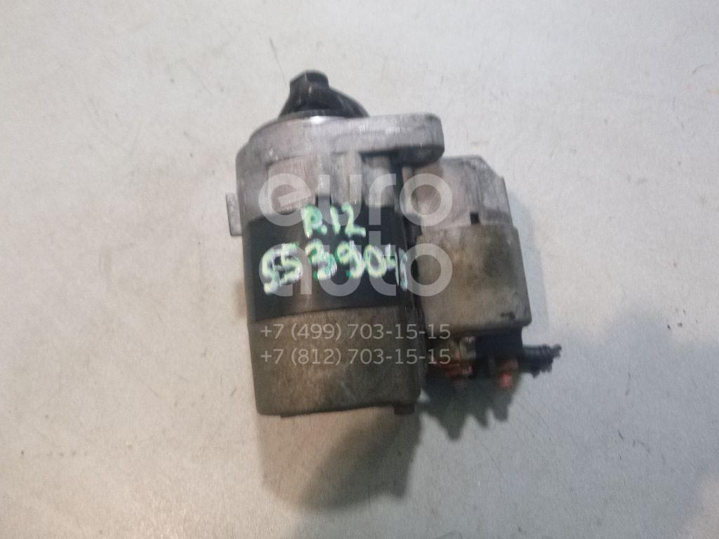 Стартер для Nissan Primera P12E 2002>;Note (E11) 2006-2013;Micra (K12E) 2002> - Фото №1