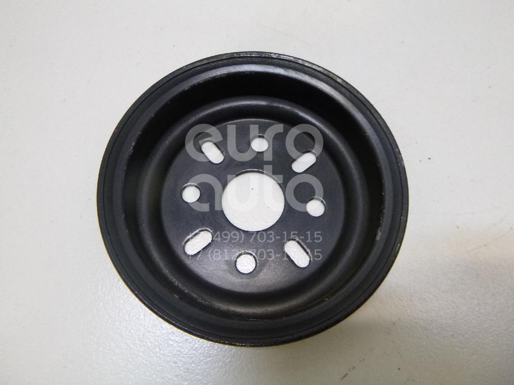 Шкив водяного насоса (помпы) для Nissan Primera P12E 2002>;Primera P11E 1996-2002;Almera Tino 2000>;Almera N16 2000-2006 - Фото №1