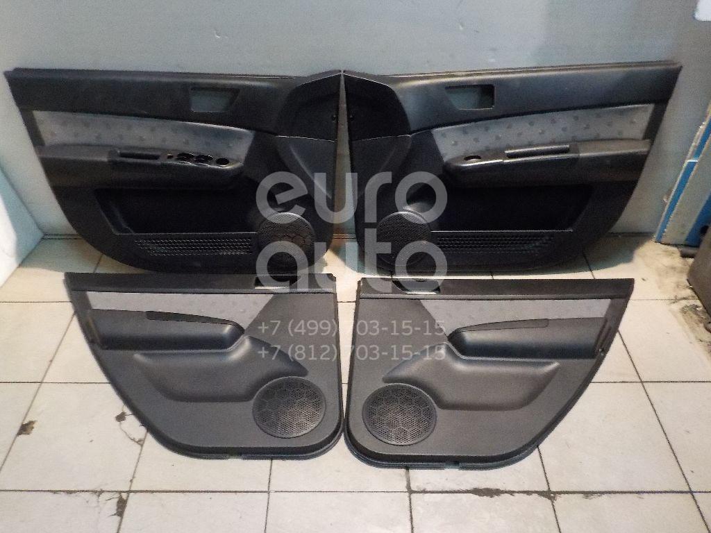 К-кт обшивки двери для Hyundai Getz 2002-2010 - Фото №1