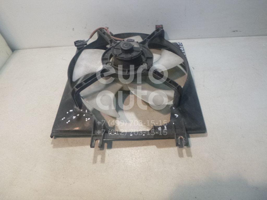 Вентилятор радиатора для Subaru Legacy Outback (B13) 2003-2009;Legacy (B13) 2003-2009;Forester (S12) 2008-2012 - Фото №1