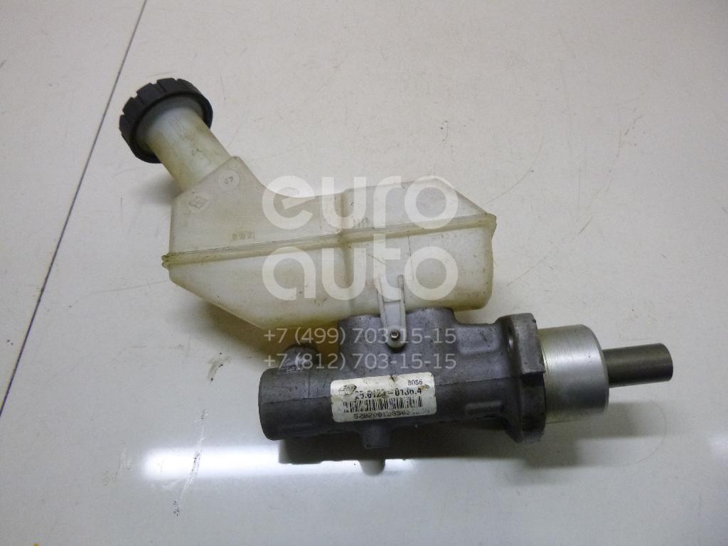Цилиндр тормозной главный для Nissan Tiida (C11) 2007-2014 - Фото №1