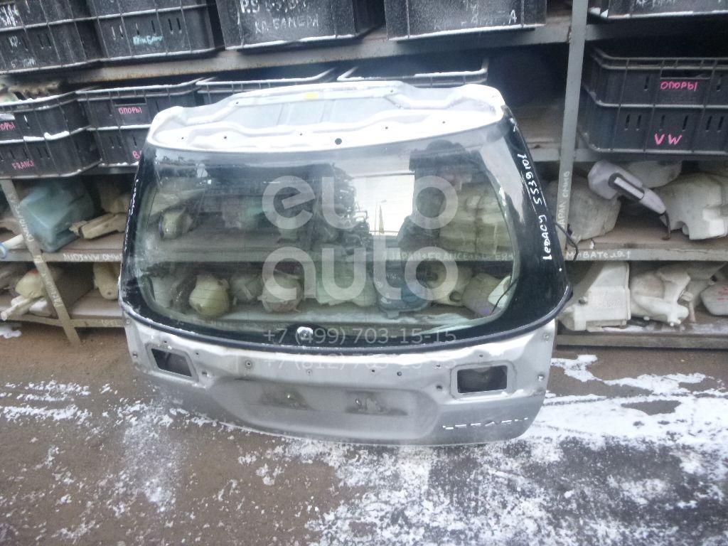 Дверь багажника со стеклом для Subaru Legacy (B13) 2003-2009 - Фото №1