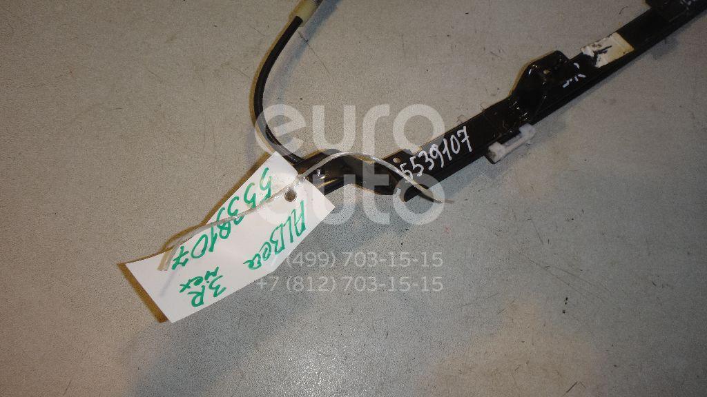 Стеклоподъемник механ. задний правый для Fiat Albea 2003> - Фото №1