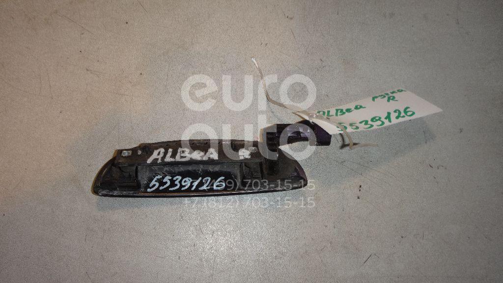 Ручка двери наружная правая для Fiat Albea 2002-2012 - Фото №1